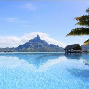 $19998-Day Tahiti and Moorea or Bora Bora Vacation