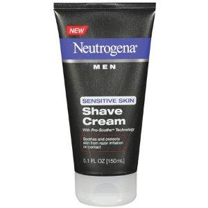 $3.93Neutrogena 露得清男士剃须膏 敏感肌专用