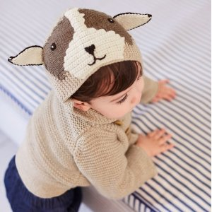 低至5折胜过黑五 无门槛包邮即将截止:Mini Boden 儿童毛衣、针织裙热卖