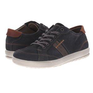 ECCO Men's Ennio Retro Fashion Sneaker