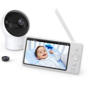 $149.99(原价$269.99)史低价:Anker eufy Security 宝宝安全监控 宝宝安全第一