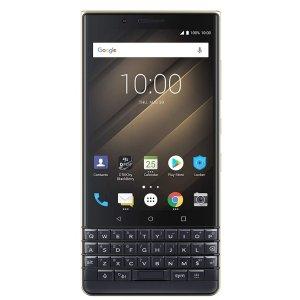 $336(原价$724)经典全键盘近期好价:BlackBerry KEY2 LE 智能手机 香槟金
