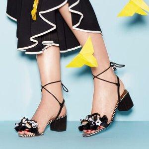 Aquazzura Shoes Sale @ Bergdorf Goodman