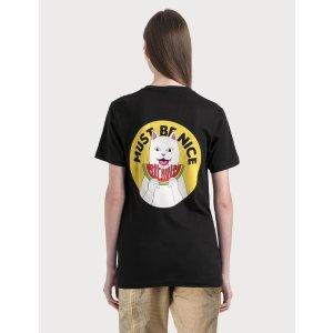 Ripndip吃瓜猫T恤