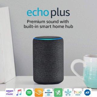Amazon Echo Plus 第二代智能语音助手