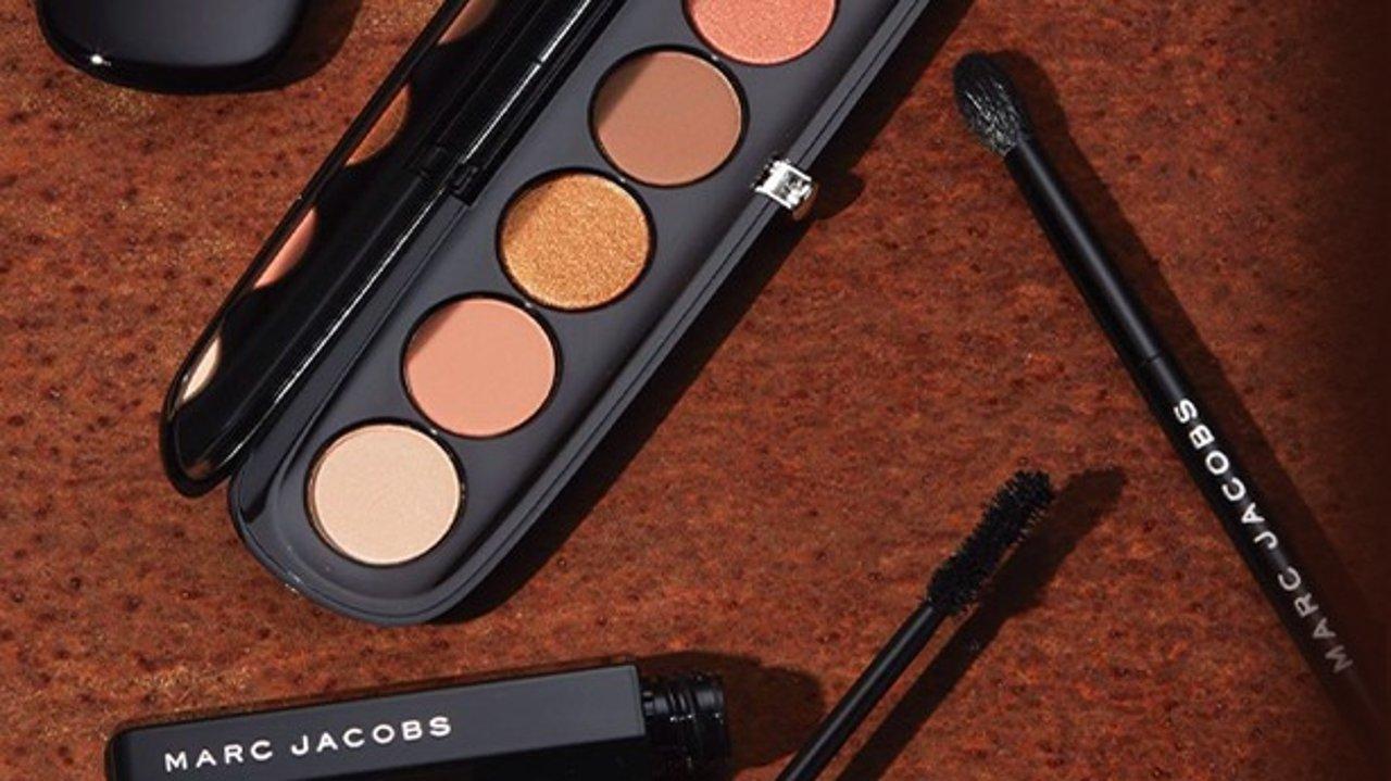 Marc Jacobs 彩妆初尝试,小马哥擅长的不止是香水