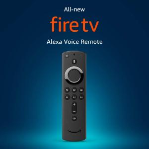 $19.99(原价$39.99)史低价:Fire TV Alexa语音助手遥控器