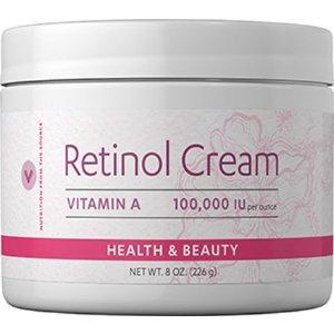 Vitamin A满$75再享额外8折维他命A护肤乳霜