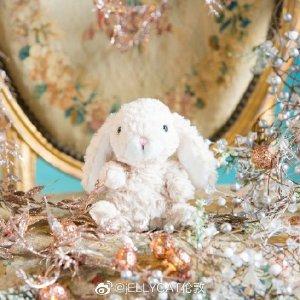 世界上最柔软的玩具兔子11.11独家:Jellycat 全场8.9折 收甜馨、苏瑞、李宇春同款