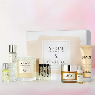 ¥351免邮到手Lookfantastic x NEOM Organics 联名礼盒,价值£95