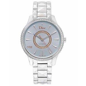 DiorViii Montaigne Diamond Automatic Ladies Watch CD153510M001
