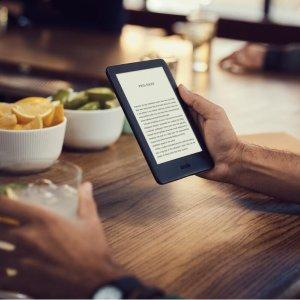 $149.99包邮 8GB新品预告:新一代Kindle Paperwhite 电子书 6.8英寸超清墨水屏