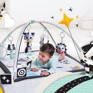 8折 娃娃风铃$15.99Tiny Love 宝宝安抚玩具、游戏垫 小刺猬星空灯$39.99