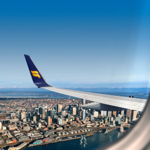 As low as $385 Round-tripIcelandair Sale North America to Europe Route Price Drop