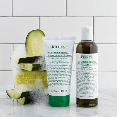 �ล�าร���หารู��า�สำหรั� Kiehl's Cucumber Herbal Alcohol-Free Toner