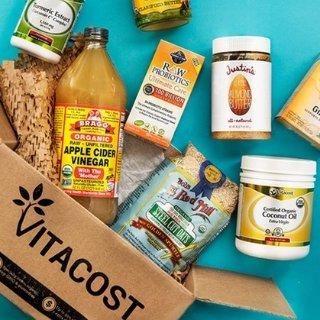 满$50享8折 健康与美味兼得Vitacost 健康食品夏季优惠特卖