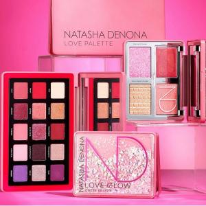 无门槛7.8折 哎呀老夫的少女心Natasha Denona 最新Love Story系列发售 情人节必须安排上