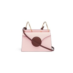 Danse LenteSpend $350 Get a $35 shopping voucher  'Mini Phoebe' spiral handle leather crossbody bag
