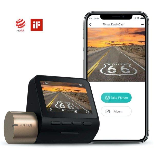 70迈智能行车记录仪Lite