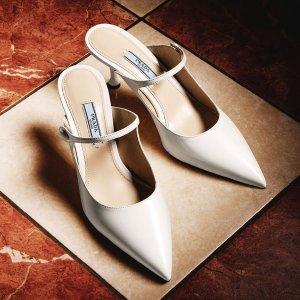 低至6折 手拿包$136Prada 美鞋、包包热卖 收经典厚底鞋