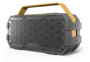 限时特价$59.99限今天:Photive M90 便携式防水蓝牙音箱 内置低音炮