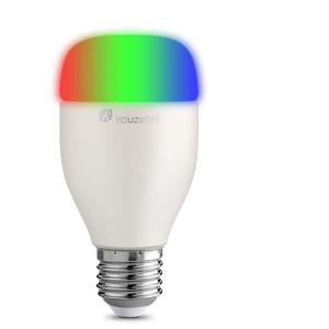 $15.84(原价$23.99)闪购:Houzetek LED 智能彩色灯泡