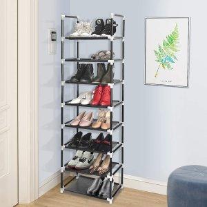 ERONE 8 层简约鞋架 可放16双鞋