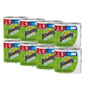 Bounty paper towels 厨房用纸 12卷