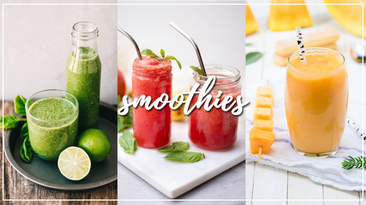 10款好喝又健康的Smoothies推荐 | 减脂、饱腹代餐、排便顺畅,告别快乐肥宅水!