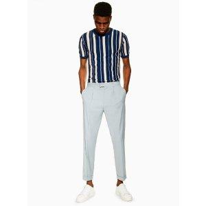 TopmanGrey Skinny Smart Pants