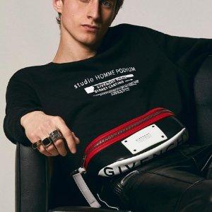 腰包$925 (定价$1225)+免邮即将截止:Givenchy 男士MC3包包定价优势 双肩包$940