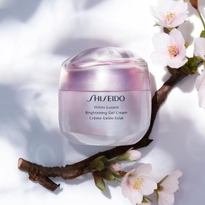 30% OffLast Day: Shiseido White Lucent Collection Offer