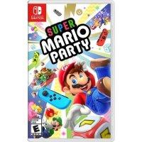 Nintendo 超级马里奥派对 Switch 实体版