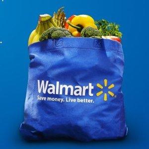 草莓$1.47/磅 满$50减$10Walmart  生鲜食品、日用品线上购 Kraft烧烤酱0.47 热狗肠$2.97