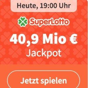 今晚开奖!新用户免费玩超级乐透SuperLotto 大奖4090万欧!猜对1个数字就中奖