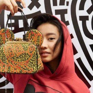 低至4折 €136收爆款米奇托特Coach X 米奇 X Keith Haring 联名加入大促啦 米奇控必收藏