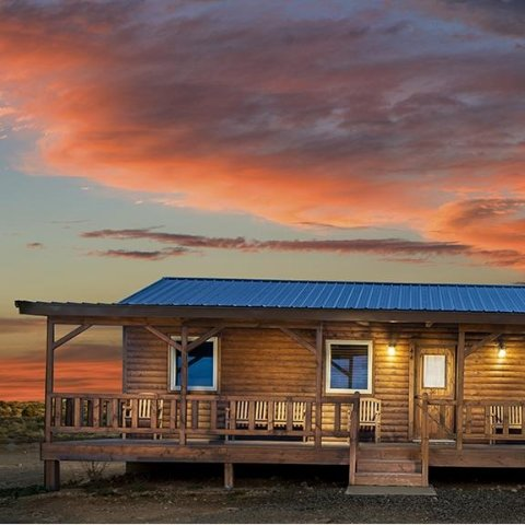 As Low as $139Cabins at Grand Canyon West