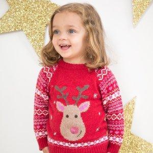 Jojo Christmas Sweater.Last Day Holiday Collection Sale Jojo Maman Bebe 15 Off
