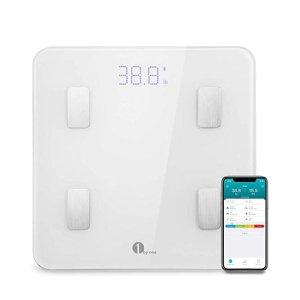 $19.991 by one 智能体重称 支持体脂率,BMI/BMR,骨量等功能