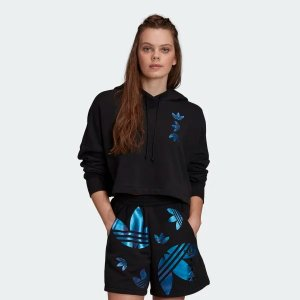 Adidas新款三叶草卫衣