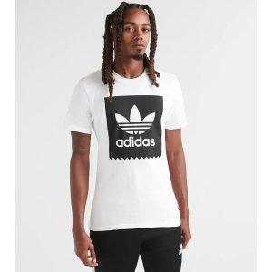 Adidas男款T恤