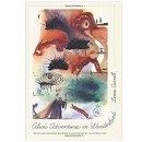 精装版$4.66 (原价$31.99)Alice's Adventures in Wonderland 爱丽丝梦游仙境 150周年纪念版