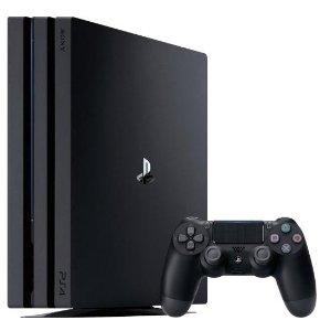 $319.99(原价$399.99)Sony PS4 Pro 黑色标准版主机