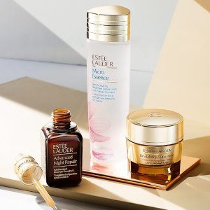 2 Gifts on $75Beauty Sale @ Estee Lauder