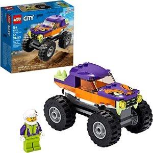 Lego城市组 巨轮越野车 60251