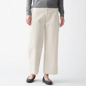 Muji阔腿裤