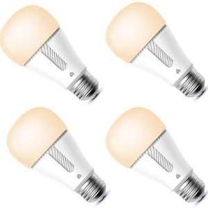 Kasa Smart Light Bulbs that works with Alexa and Google Home 4-Pack