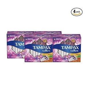 $22.49Tampax Pocket Pearl Plastic Tampons Regular/Super/Super Plus Multipack