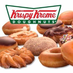 买1送1Krispy Kreme 甜甜圈 万圣趴必备
