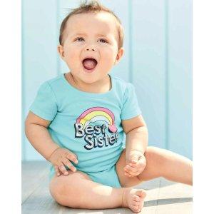Carter's婴儿包臀衫